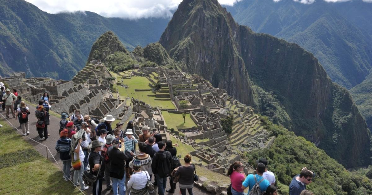 Machu Picchu, Peru.</p>