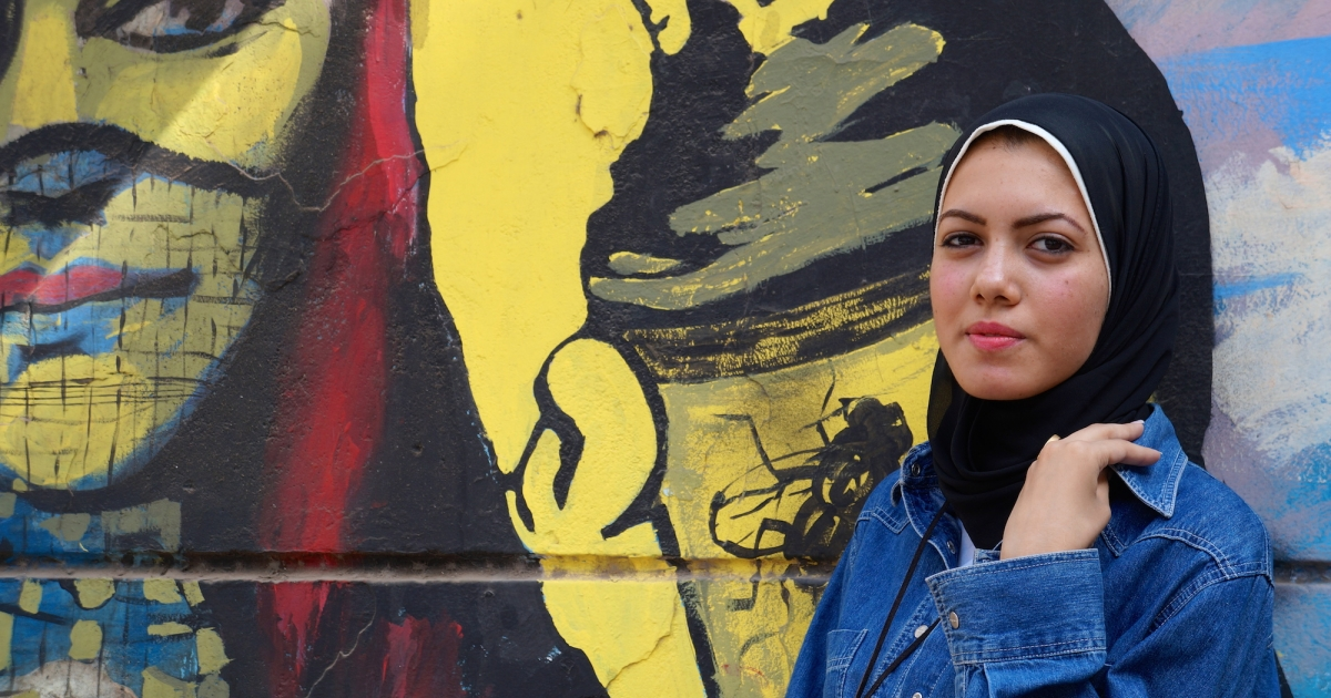 Mayam Mahmoud says she wants women to know that