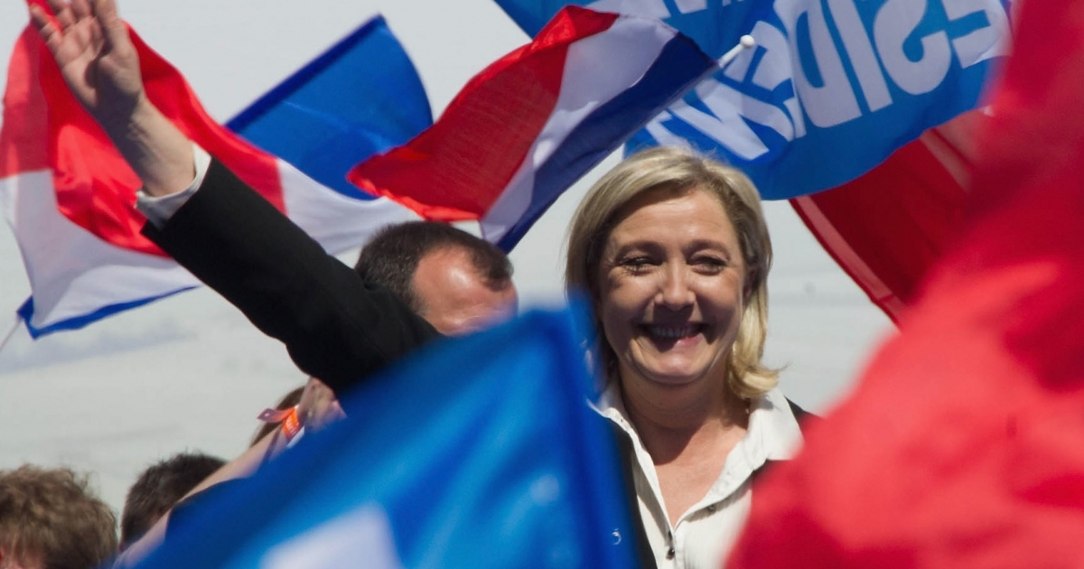 The end of two-party politics in France?</p>