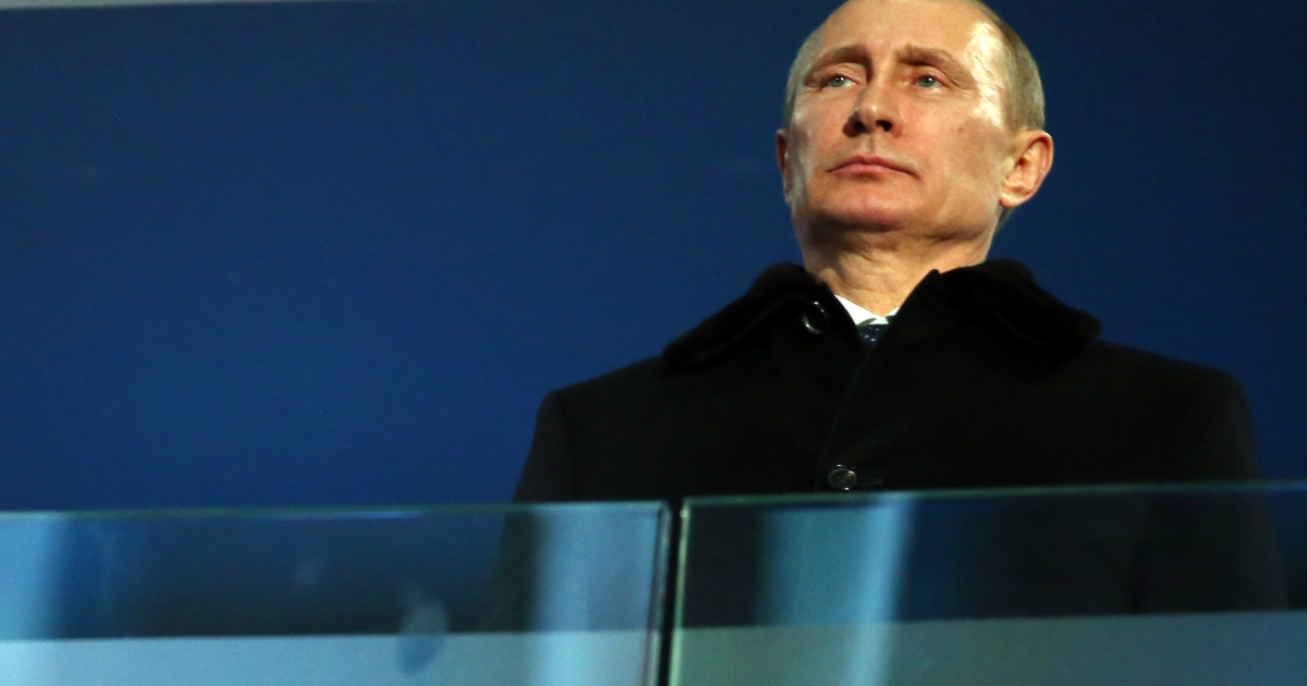 Russia's President Vladimir Putin is a man who knows what he wants.</p>