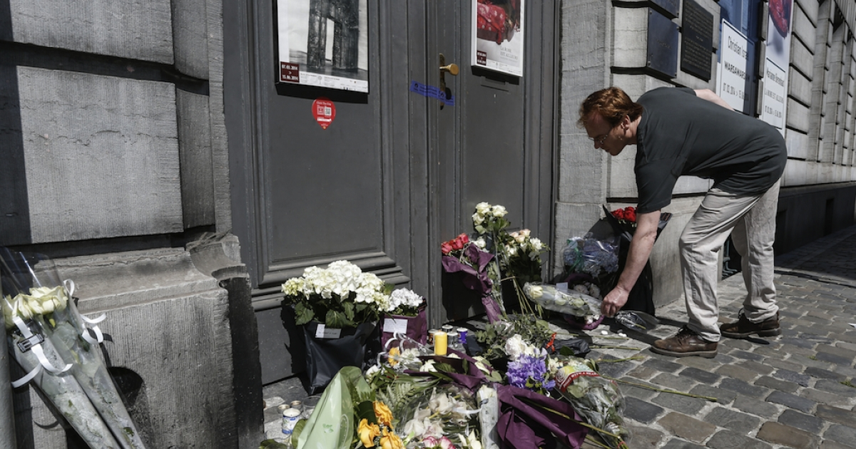 Jews in Belgium are on alert after this Jewish museum in Brussels saw a deadly shooting.</p>