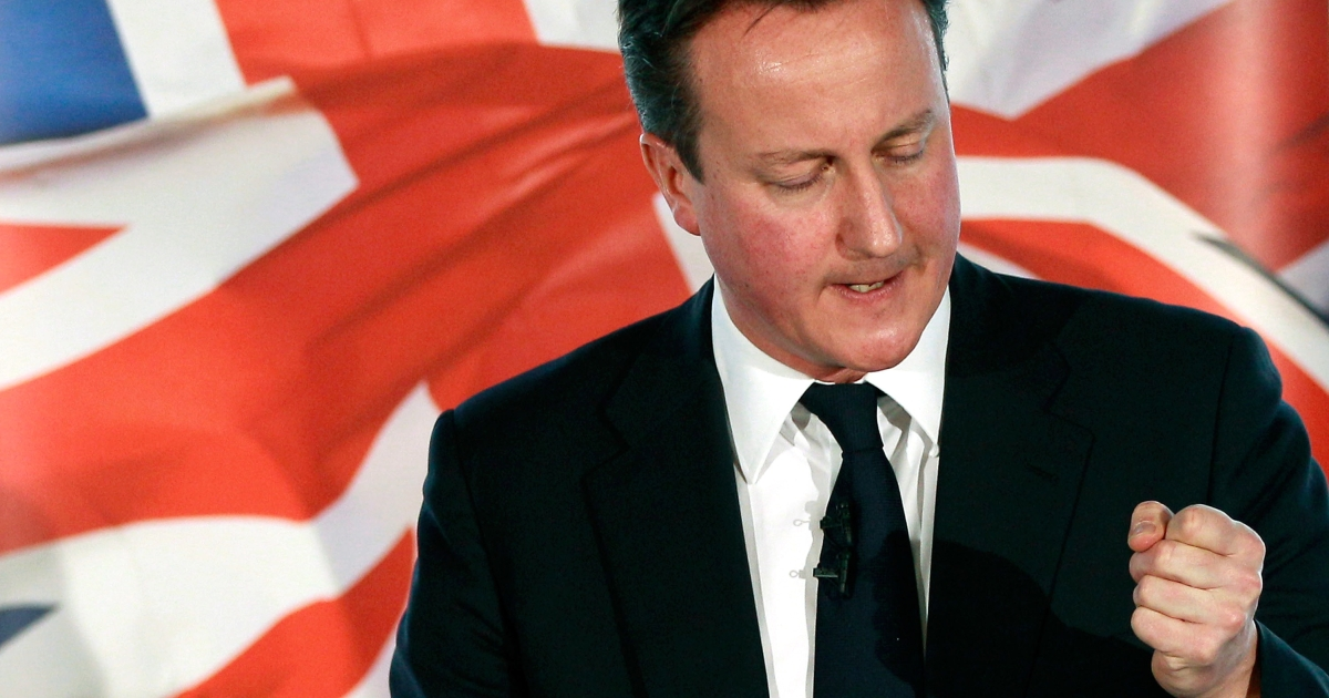 British politics are less personality-based than in the US. How much is that changing?</p>