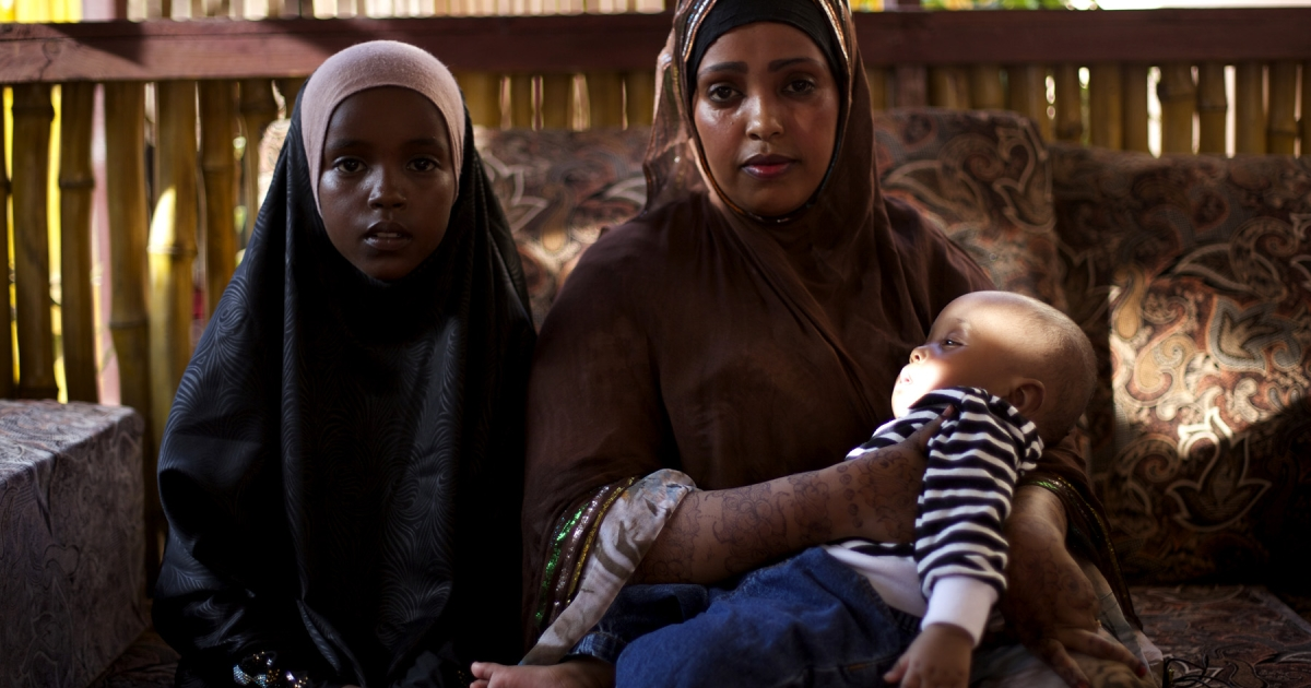 Ifrah Osman decided to return to Somalia after a raid on her neighborhood in Nairobi, and a rise in the price of bribes demanded by Kenyan police.</p>