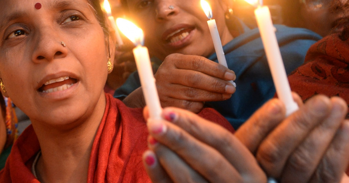 On Dec. 29, 2013, India marked the first anniversary of the death of a student savagely gang-raped on a Delhi bus.</p>