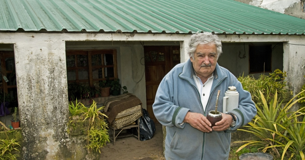 It may not seem like it, but this guy, Uruguayan President Jose Mujica and Barack Obama have a lot to talk about.</p>