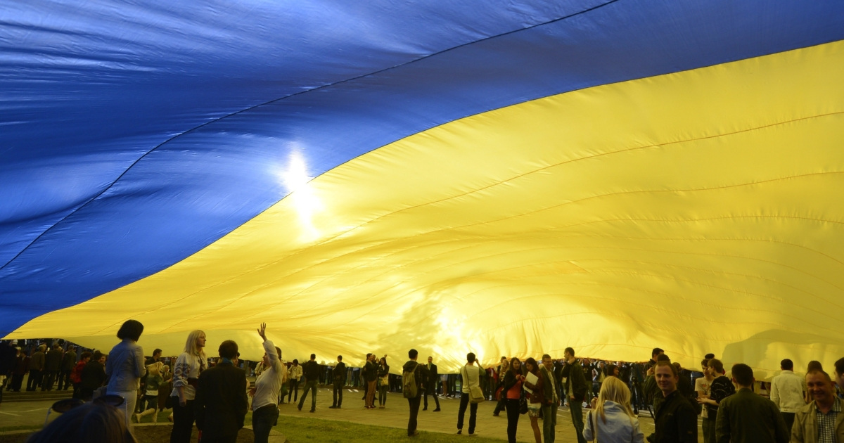 Although pro-Ukraine rallies continue in Lviv, a feeling of