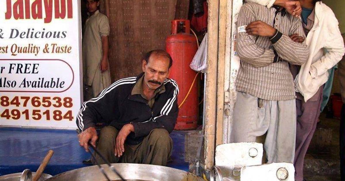 Not everyone hides their feelings in Lahore.</p>