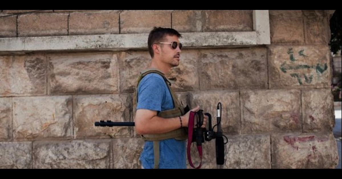 American journalist James Foley.</p>