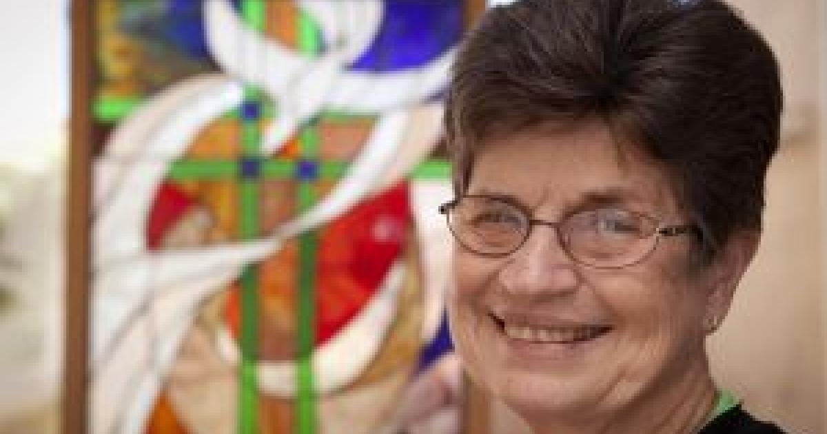 Sister Pat Farrell</p>