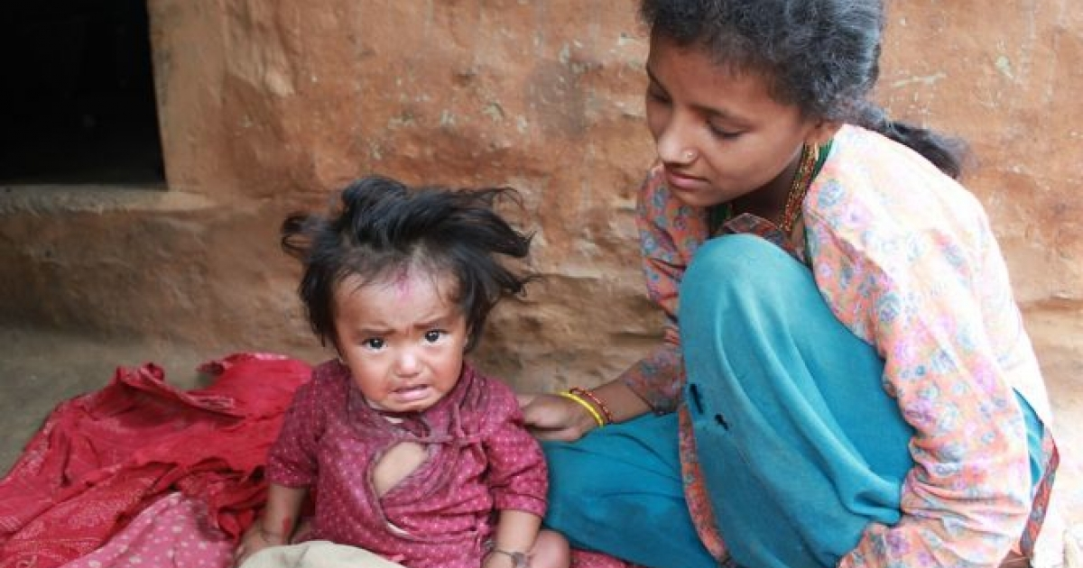 Suntali Thami is among the 51 percent of Nepalese who marry as children, according to the United Nation's Children's Fund (UNICEF).</p>