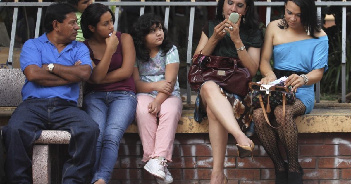 Transgender in Honduras