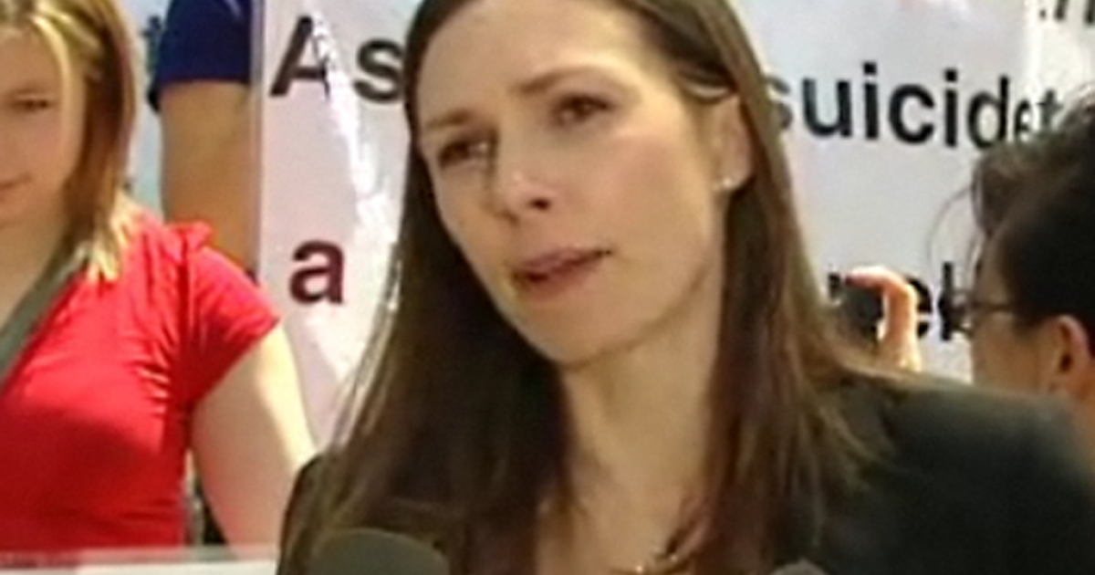 BC Civil Liberties Association spokeswoman Grace Pastine hailed a decision to allow assisted suicide in Canada as brave.</p>