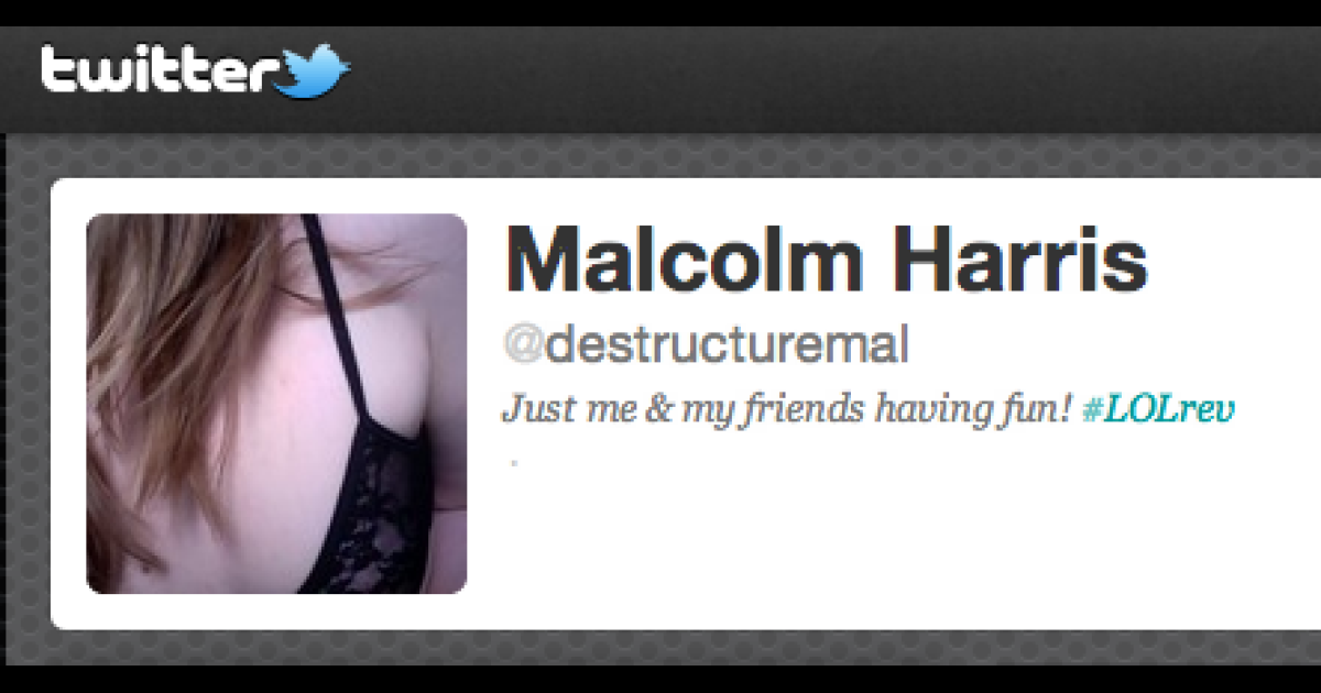 Twitter was ordered to give prosecutors user information and tweets from one of Malcolm Harris's accounts, @destructuremal.</p>