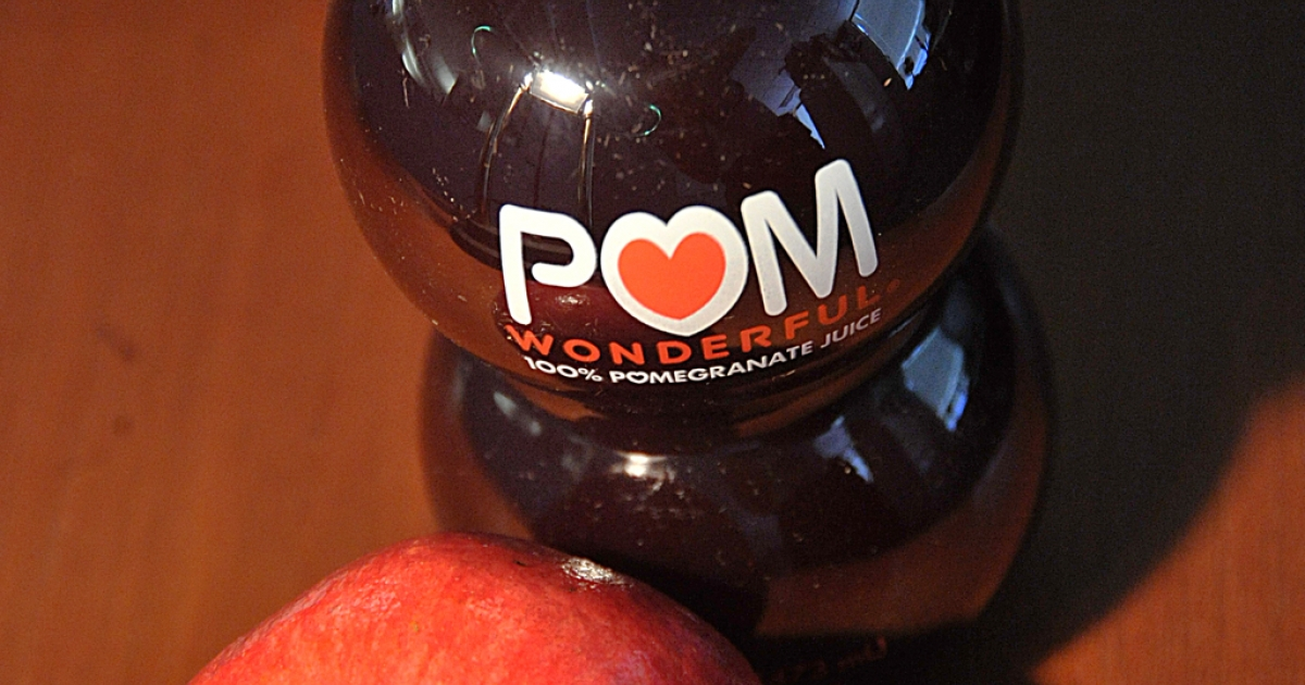 A federal judge ruled in favor of the Federal Trade Commission's allegations that POM Wonderful's advertising about its health benefits was deceptive and misleading on May 21, 2012.</p>