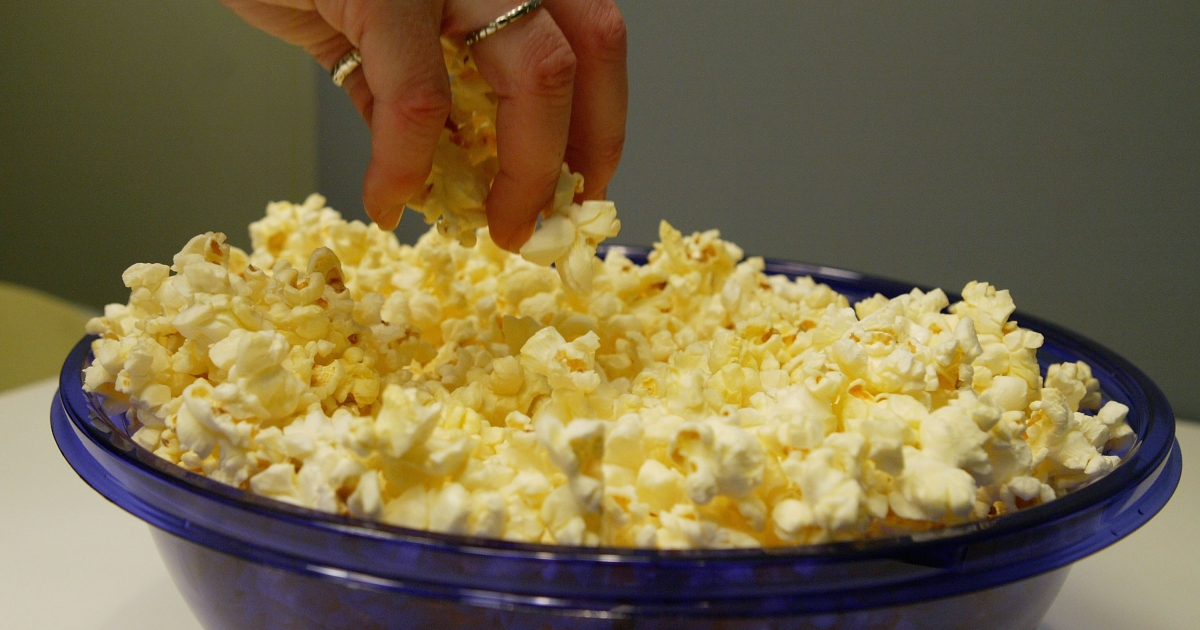 Wayne Watson claimed his addiction to microwaved popcorn caused his lung condition.</p>