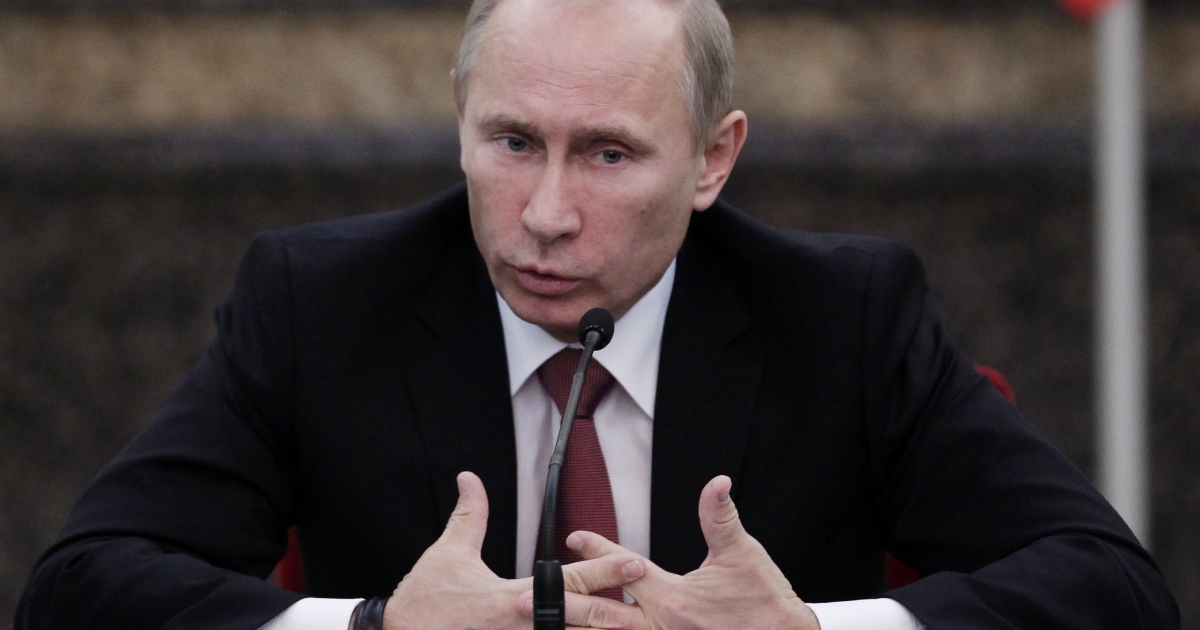 Putin's ambivalence held up entry.</p>