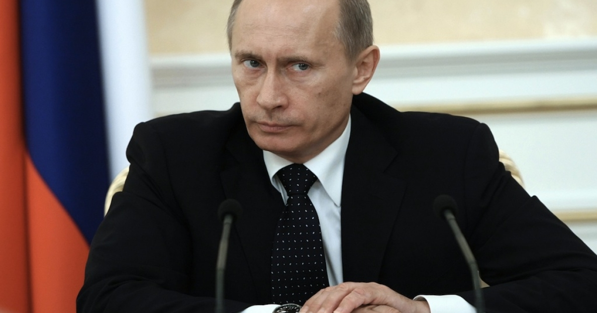 Russian Prime Minister Vladimir Putin attends a meeting in Moscow on Jan. 27, 2009. Born in 1952, the prime minister is a controversial figure in Russian politics, and like many other Dragons has a reputation for his mix of intelligence and temper.</p>