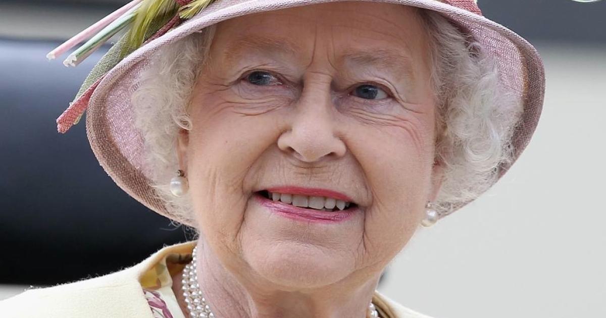 Queen Elizabeth II at the Ascot Racecourse, UK on June 17, 2011.</p>