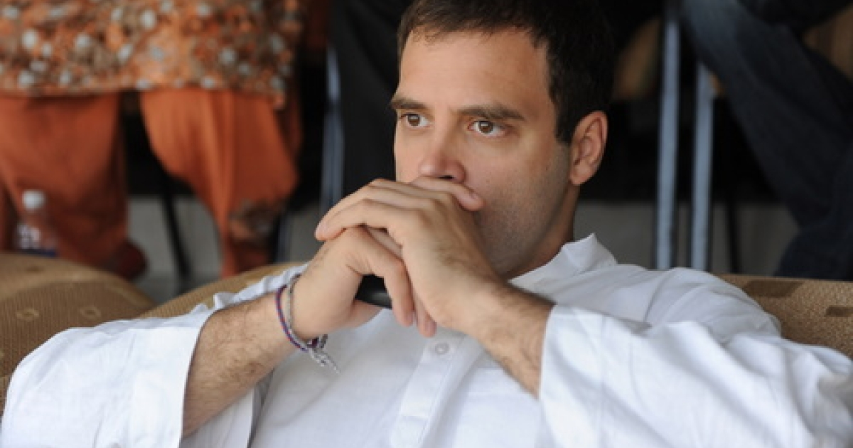 Congress Party General Secretary Rahul Gandhi.</p>