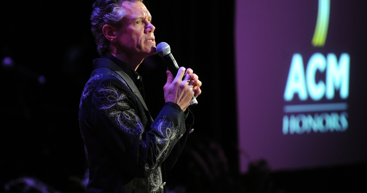 Randy Travis performs during the 4th Annual ACM Honors at the Ryman Auditorium on September 20, 2010 in Nashville, Tennessee.</p>
