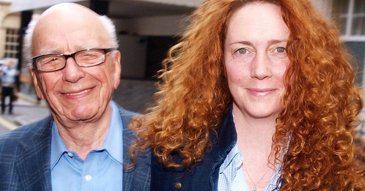 Rebekah Brooks, the former editor of News of the World, was arrested Sunday, just two days before appearing in court with owner Rupert Murdoch over allegations of phone hacking.</p>