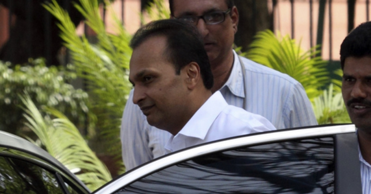 Is this man sick of making money?  Billionaires like Anil Ambani, shown here after a parliamentary committee questioned him about the alleged 2G telecom spectrum scam, now say they'd like to take their toys and go...abroad.</p>