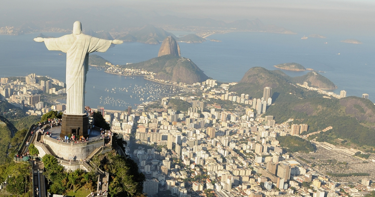 Rio de Janeiro is at the epicenter of Brazil's thriving housing market.</p>
