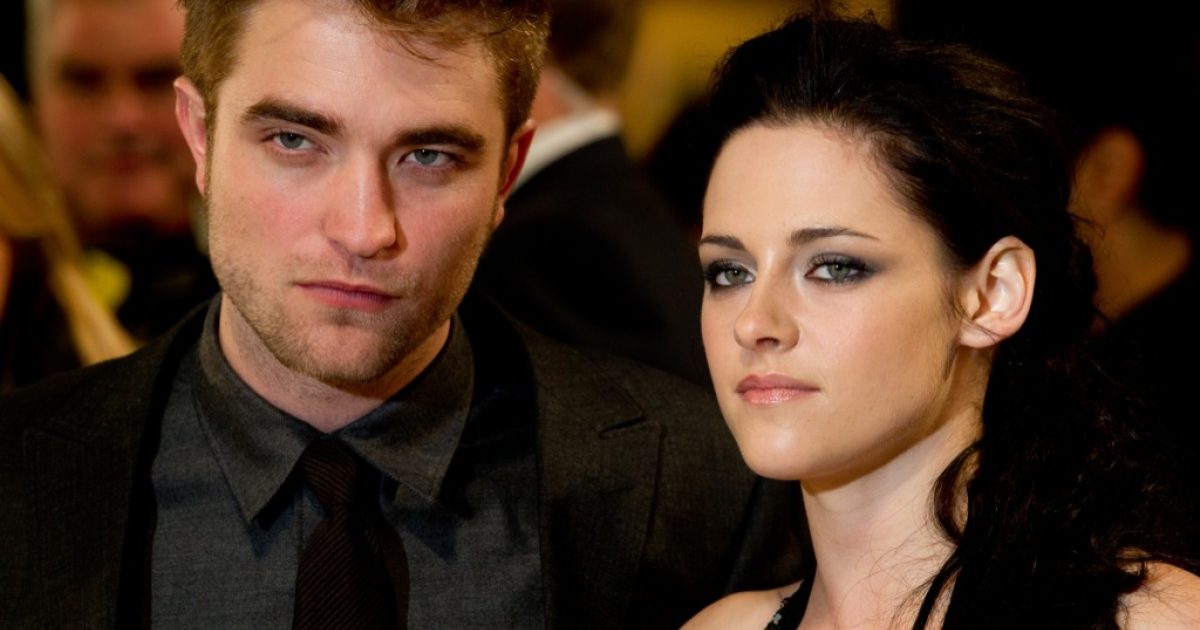 Has Twilight hunk Robert Pattinson forgiven his co-star for cheating on him?</p>