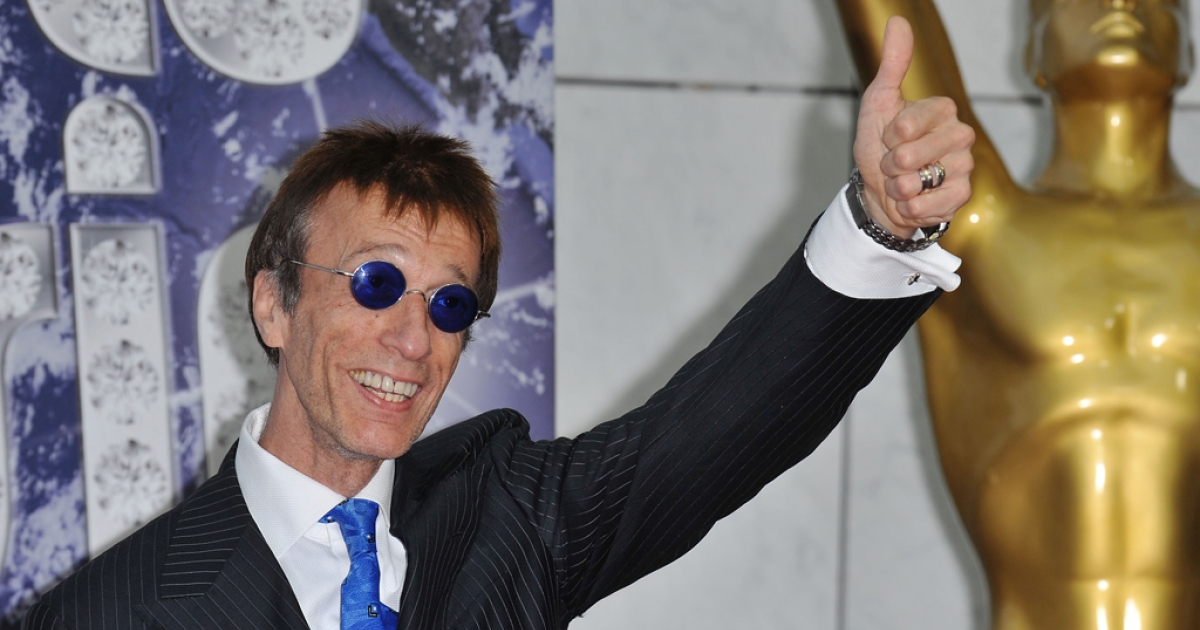 Bee Gees member Robin Gibb passed away on May 20, 2012, after a battle with cancer.</p>