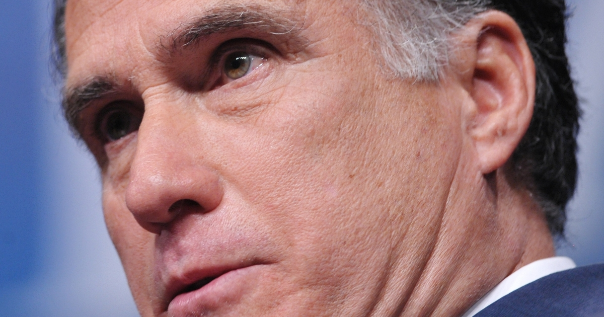 Republican presidential candidate Mitt Romney said on February 29, 2012, that he would not support a measure empowering employers and insurers to deny coverage based on morally objectionable grounds.</p>