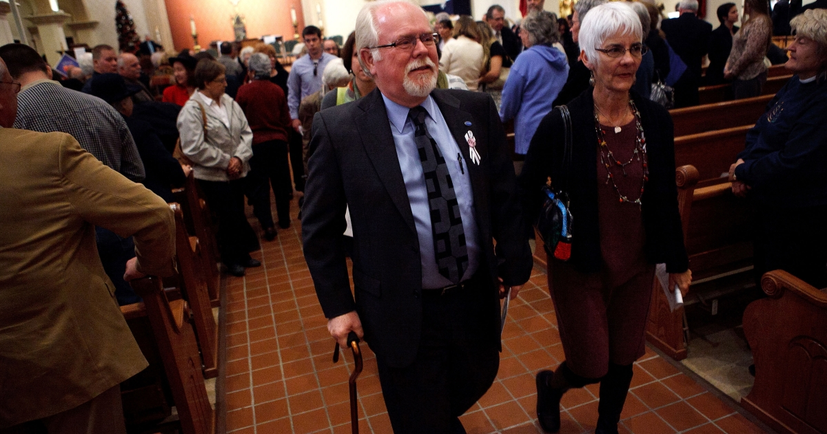 Former aide Ron Barber won a special election to serve out the remainder of US  Rep. Gabrielle Giffords' term as she continues to focus on her recovery from a gunshot wound to the head.</p>
