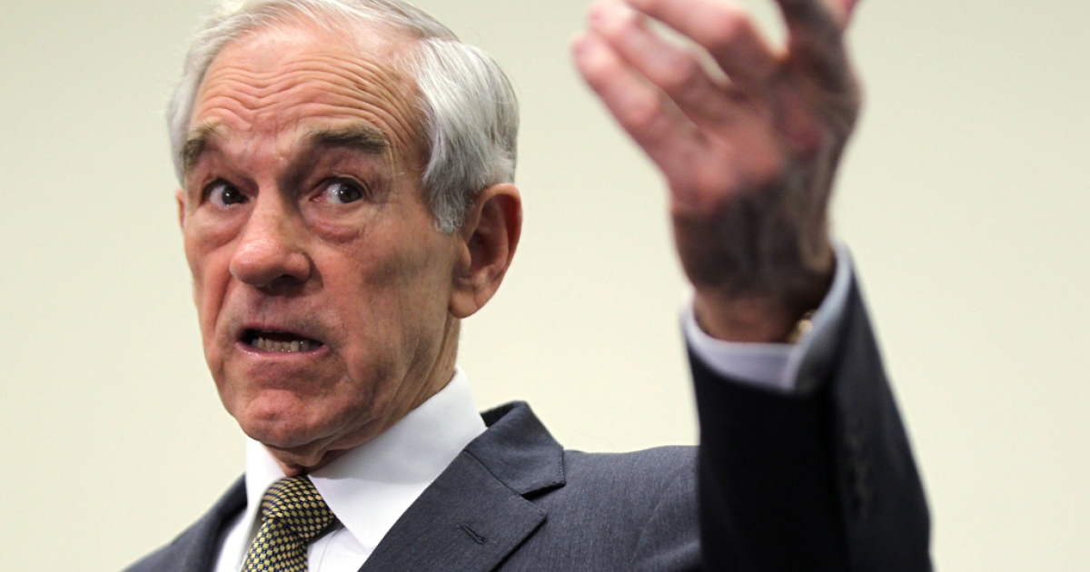 Texas congressman Ron Paul said in a statement May 14, 2012, that he is stopping active campaigning, but will continue efforts to win GOP delegates at state conventions.</p>