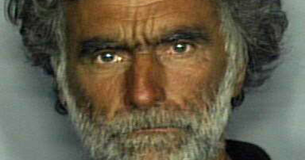 This handout image provided by the Miami Dade Police Department shows Ronald Poppo, 65, the homeless man whose face was eaten off during Memorial Day weekend by a naked man who was shot by police. (Photo by Miami Beach Police Department via Getty Images)</p>