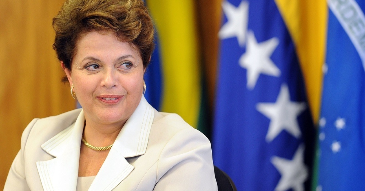 Dilma Rousseff has forged her own path.</p>