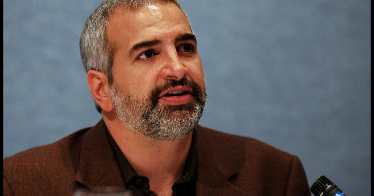 Two-time Pulitzer Prize winning journalist Anthony Shadid in 2008.</p>