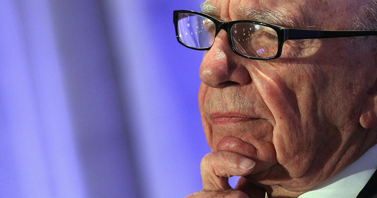 Rupert Murdoch is the chairman and chief executive of News Corporation, one of the world's biggest media empires.</p>