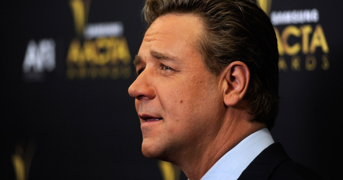 Actor Russell Crowe.</p>