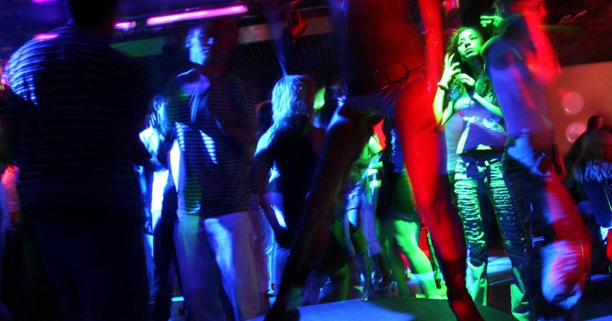 A night club.</p>