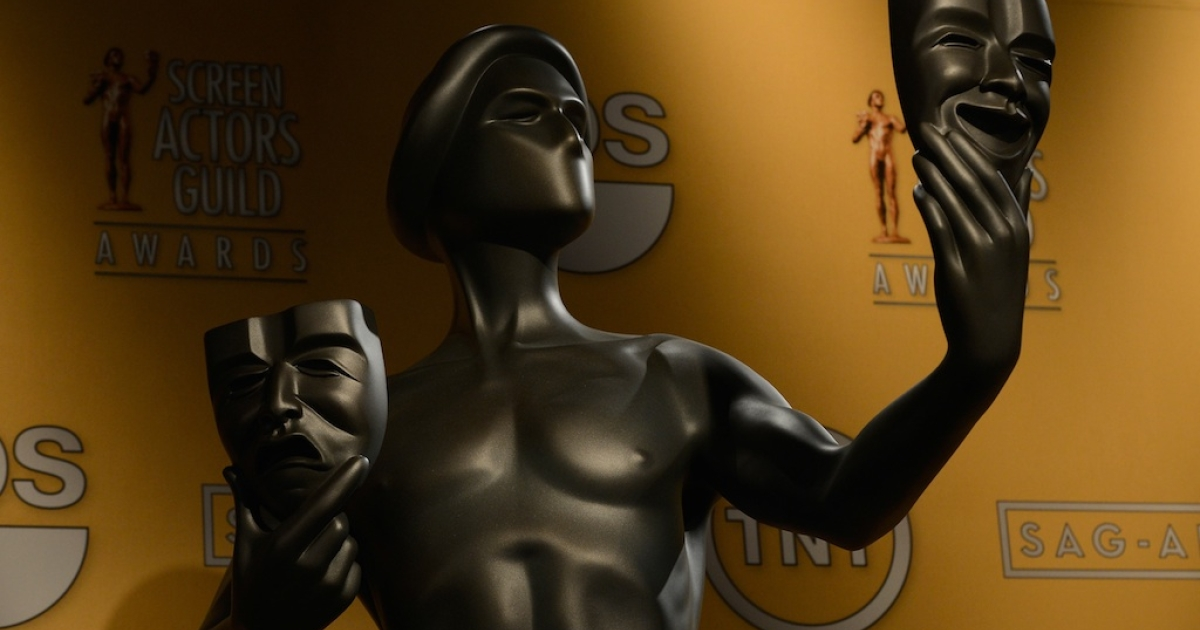 The 19th Annual Screen Actors Guild Award nominations were announced today at the Pacific Design Center on December 12, 2012 in West Hollywood, California.</p>
