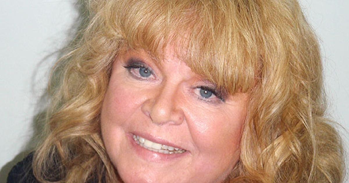 Sally Struthers mugshot after her DUI arrest</p>