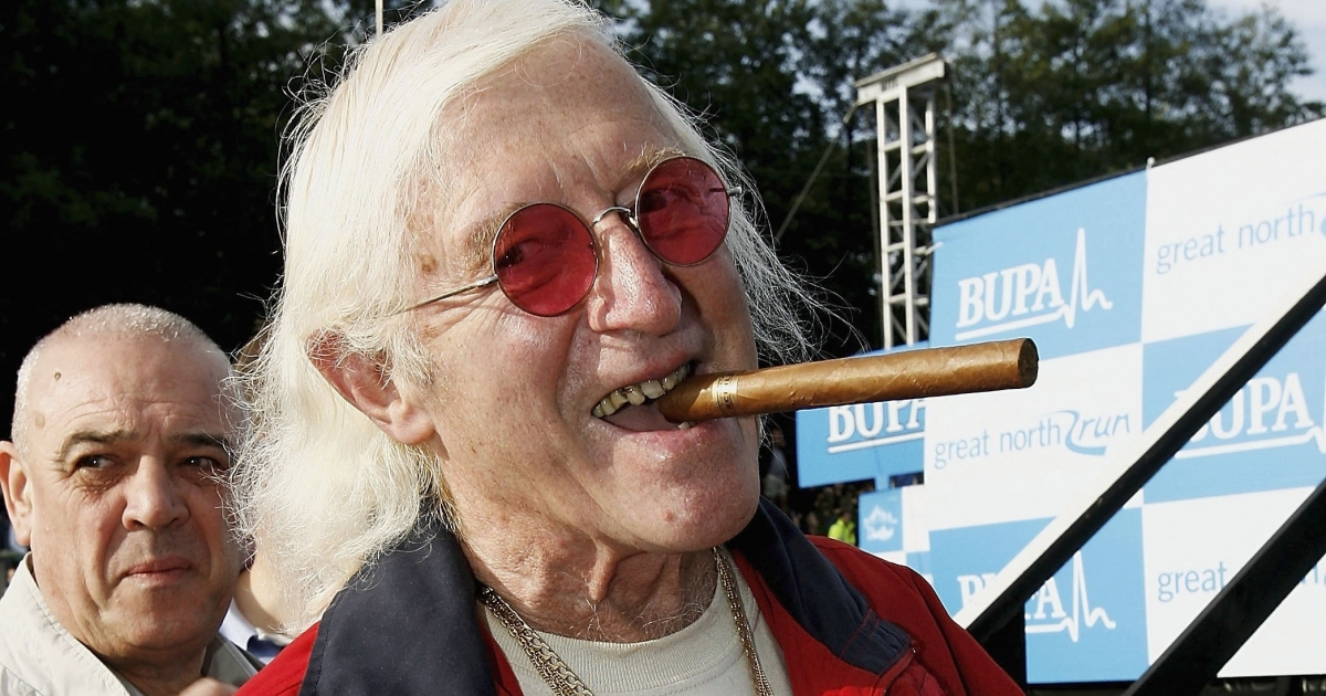 Sir Jimmy Savile in 2006.</p>