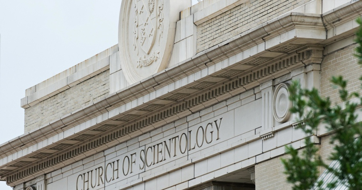 Church of Scientology in Clearwater, Florida.</p>