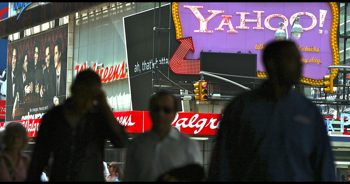 Founded in 1994, Yahoo has struggled in recent years to keep pace with online advertising market rivals like Google Inc. and Facebook Inc.</p>