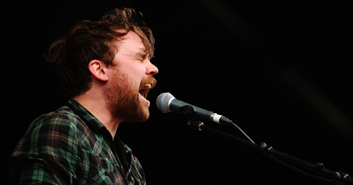 Substance over style: Frightened Rabbit's Scott Hutchison</p>