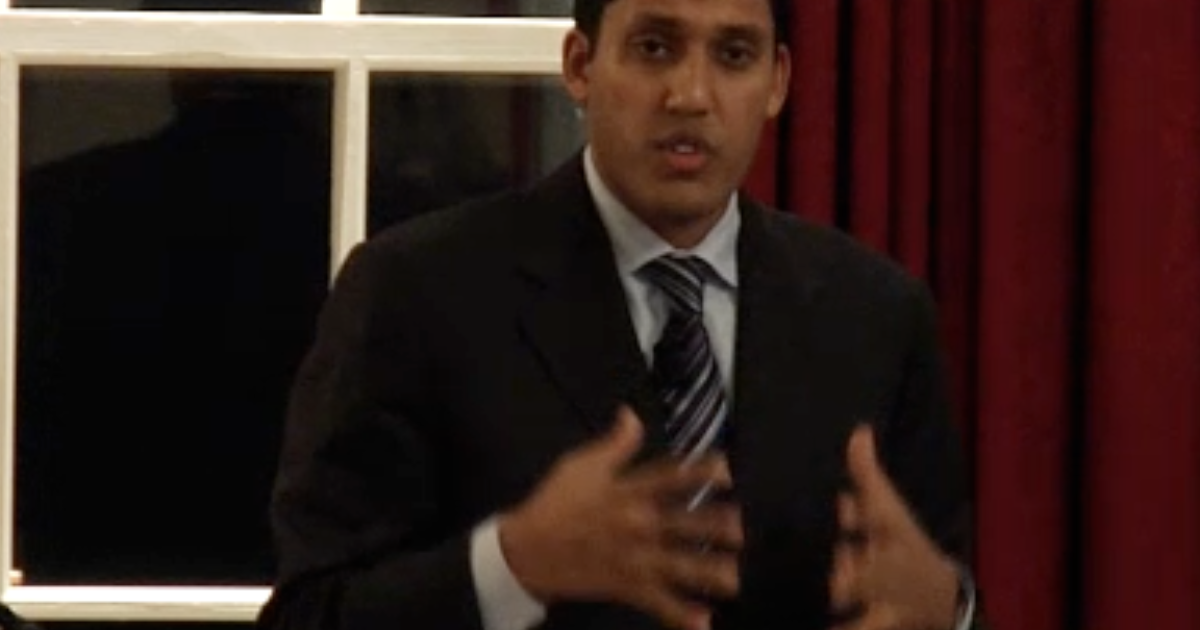 Dr. Rajiv Shah speaks about USAID confronting global health issues and budget cuts.</p>