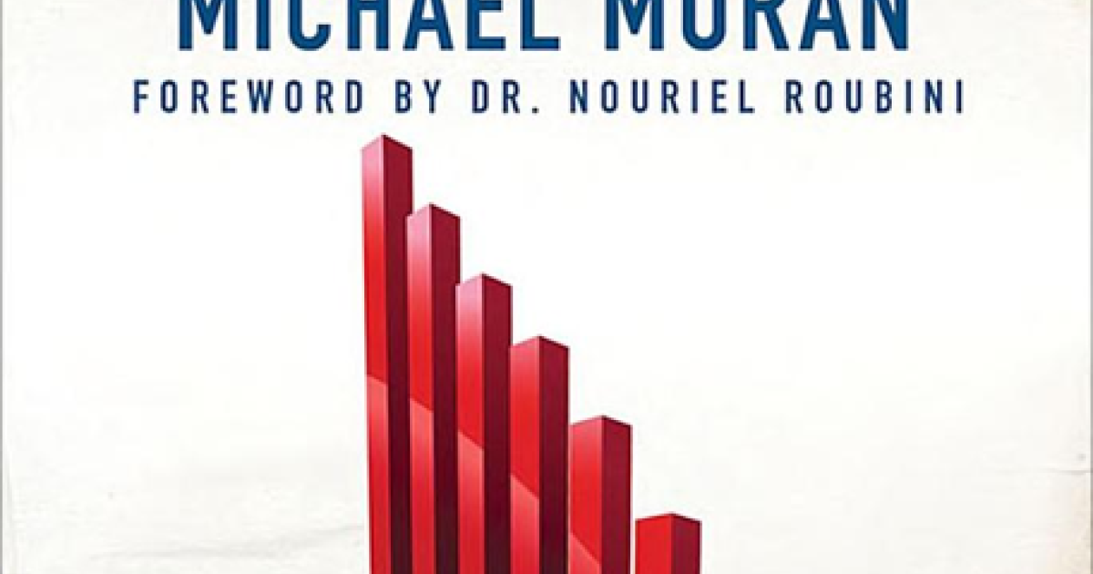 The cover of Michael Moran's,