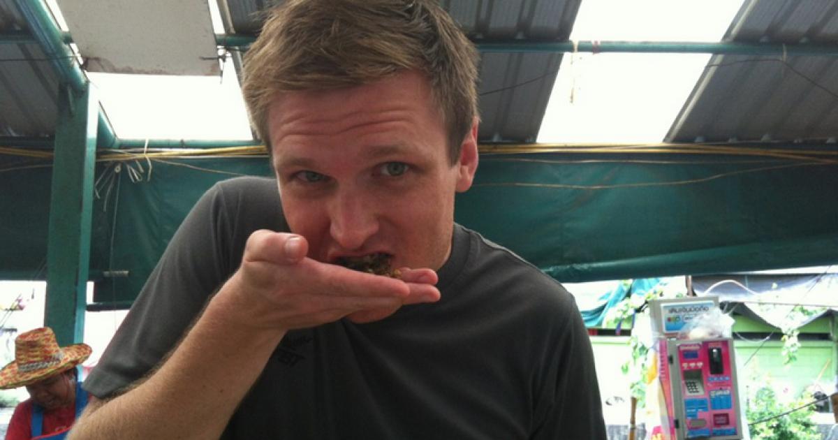 Meet Patrick, one of GlobalPost's senior correspondants.</p>