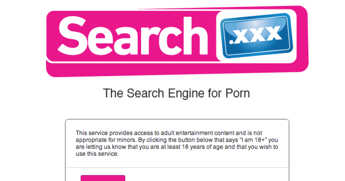 Search.xxx is now the exclusive search engine for Internet porn.</p>