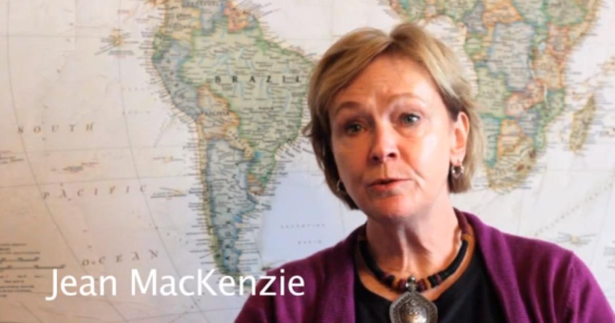 GlobalPost correspondent Jean MacKenzie.</p>