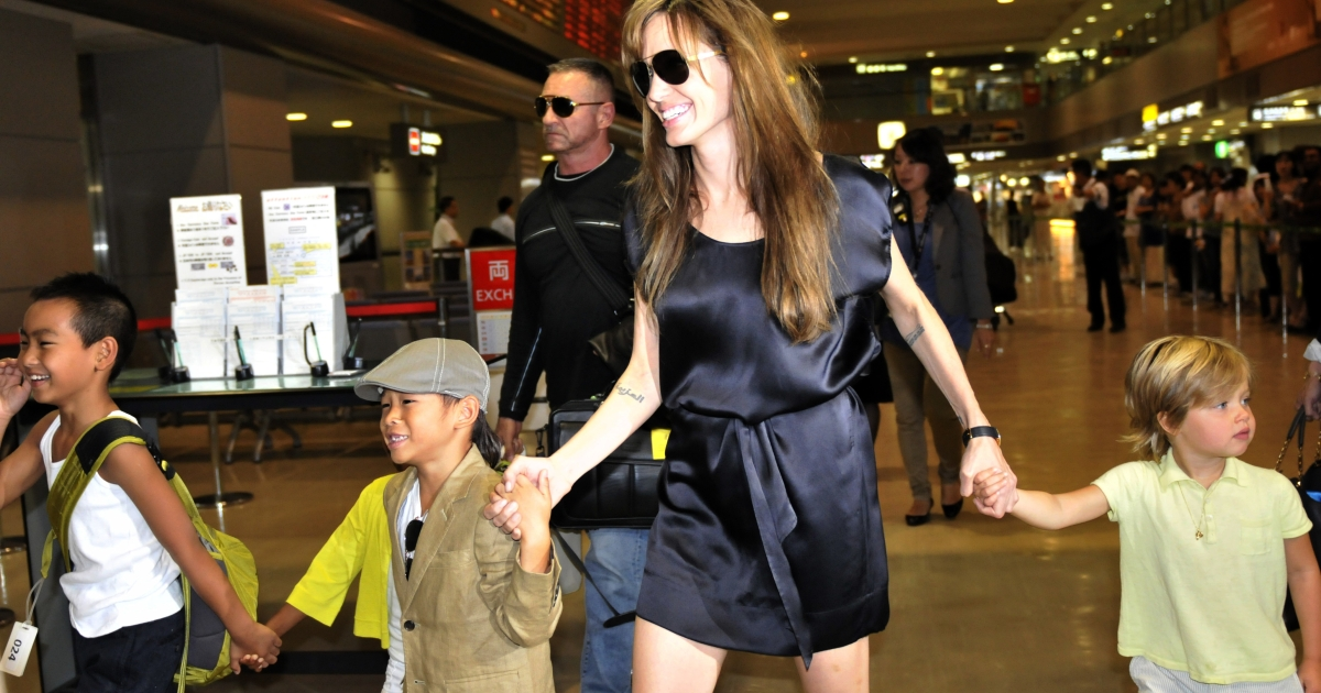 The tabloids keep calling Shiloh Jolie-Pitt (right) a tomboy for wearing boyish clothes. Turns out tomboyism is a medical condition.</p>